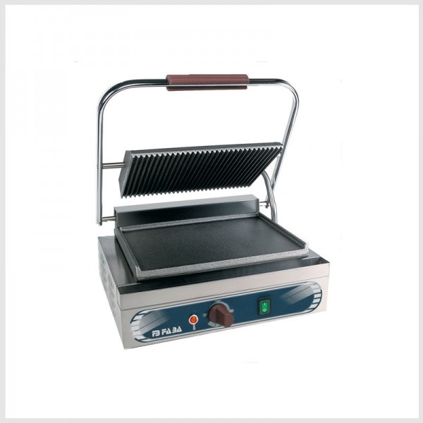 Electric cast iron grill single – SLE . serie E