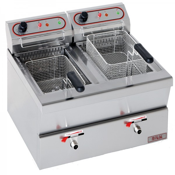 Electrical counter top fryer – F12 + 12TS