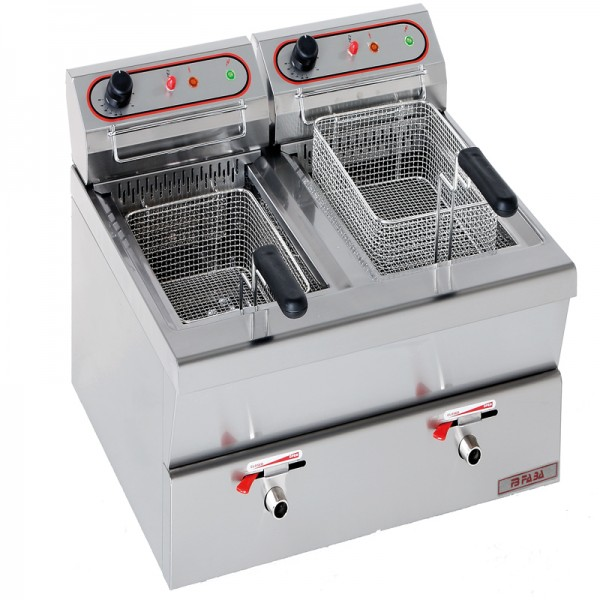 Electrical counter top fryer – F6 + 6MS