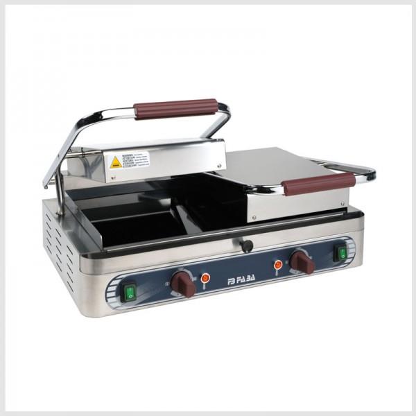 Piastra elettrica vetroceramica doppia – DVL