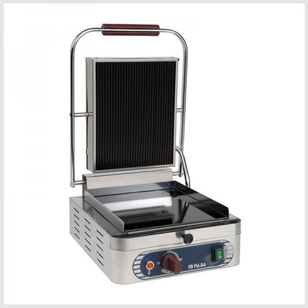 Piastra elettrica vetroceramica singola  – SVR