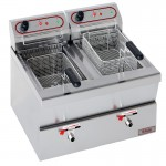 Electrical counter top fryer – F9 + 9TS