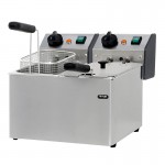 Electrical Counter Top Fryer  – ME 4+4